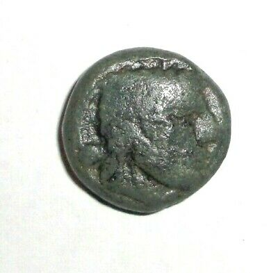 Ancient Greek, Greece, 400 - 200 BC. Bronze coin.