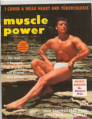 Muscle Power Bodybuilding fitness magazine Alan Stephan Mr America 12-49