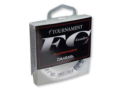 Daiwa Tournament FC Fluorocarbon Leader - All Sizes