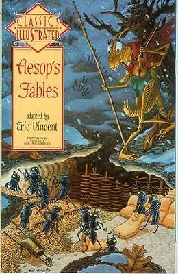 Classics Illustrated # 26: Aesop's Fables (USA, 1991)