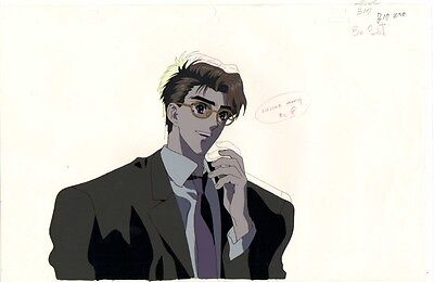 Anime Cel Clamp X #19