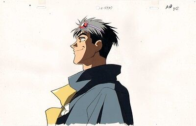 Anime Cel Clamp X #24