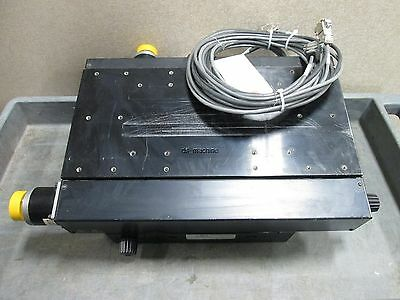 Newport GP0812-PMD100 XY Stage Table w/2 Compumotor Motors, 2 Heidenhain Scales