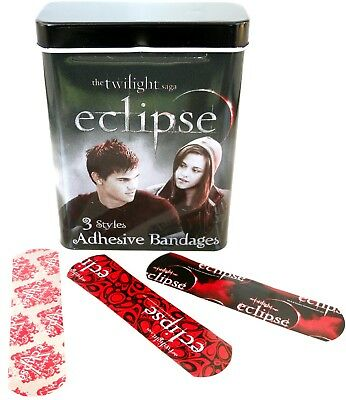Twilight Bella Jacob Foto 3 x 8 Pflaster Zigaretten Metall Dose Box Schachtel