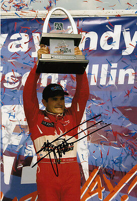 Gil de Ferran Hand Signed Indy 500 Photo 12x8 4.