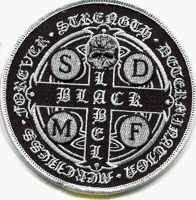 Heavy Metal Black Label Society Bls Patch Collection: Black Label Society Sdmf
