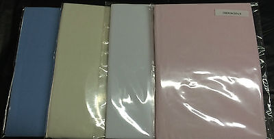 100% Fitted Cotton Sheet For Silver Cross Dolls Coach Built Pram - Chatsworth