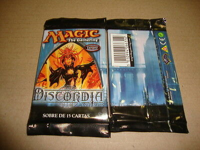 Discordia Sobre De Magic The Gathering En Castellano Nuevo Precintado