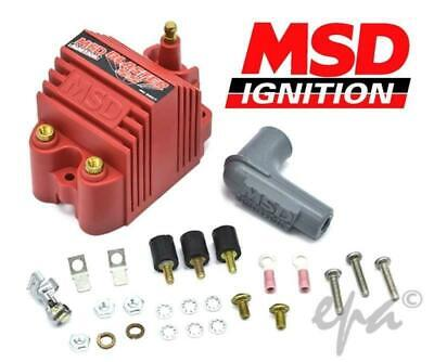 Msd Blaster Ss Ignition Coil High Voltage Output E-Core Windings Msd8207