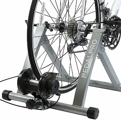 Pedalpro Varispeed Turbo Cycle Trainer Indoor Exercise Bike Resistance Training