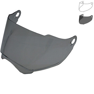 52f88f52 THH TX-26 Motorcycle Motocross Coloured Clear Tinted Helmet Screen Shield  Visor