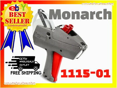 Genuine Brand New Monarch 1115-01 Price Gun Labeler