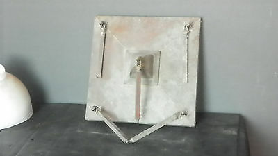 Antique Arts And Crafts/mission Style 5 Drop Ceiling Light 6126