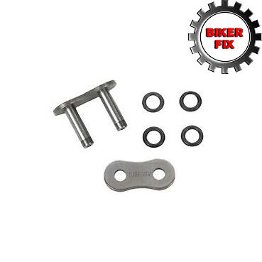 Replacement Soft Rivet Link For JT X-Ring 525 Heavy Duty Motorcycle Chains