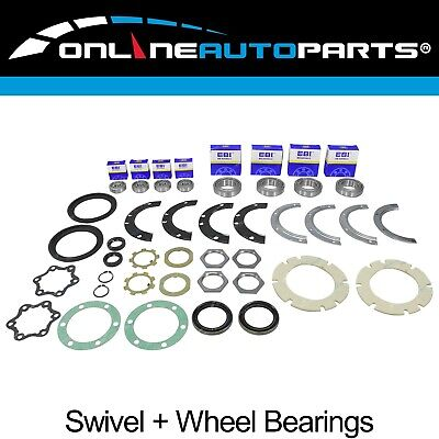 Swivel Hub Wheel Bearing Overhaul Kit Suzuki Sierra SJ40 SJ50 SJ70 SJ410 SJ413