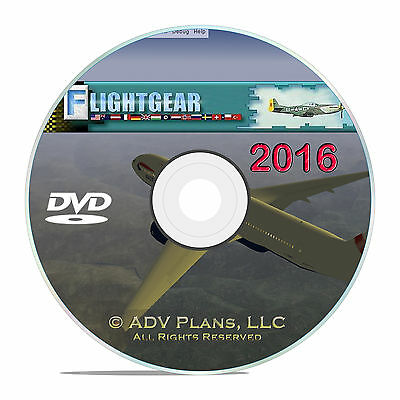 Professional Pro Flight Simulator, Learn How To Fly A Plane Today, Win 10 Dvd