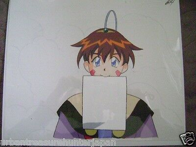 Pretty Sammy Tenchi Muyo Tenchimuyo Rumiya Anime Production Cel