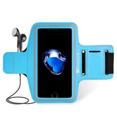 Sumaclife Sports Gym Armband Case Holder for Samsung Galaxy S9 S8/iPhone XS Xr X