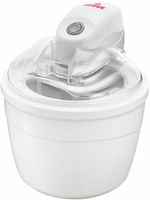 Judge Electrical 1.5L Home Made Ice Cream Sorbet Frozen Yoghurt  Maker JEA57