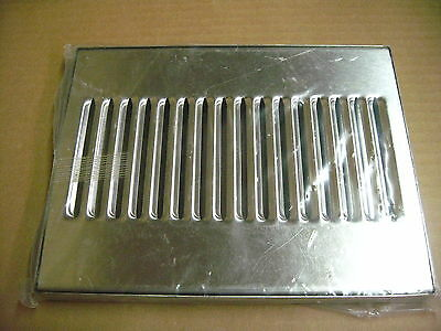 "Wilbur Curtis DT-09 Drip Tray, ASSY 9"" NEW (H-7)"