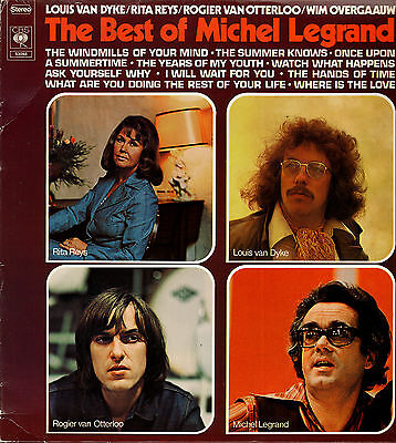 Easy Listening Lp Best Of Michel Legrand Van Dyke Rita Reys Van Otterloo