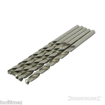 HSS Metric Jobber Bits LONG SERIES – EXTRA LENGTH  6mm TO 8mm