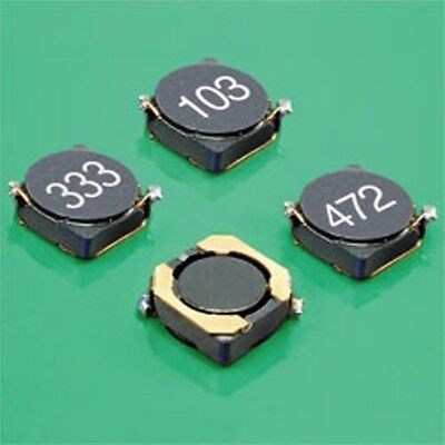 Coilcraft 4.7uH 1.6A Shielded Power Inductor MSS6122-472MLC, Qty. 10pcs