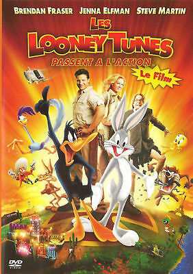 22353 // The Looney Tunes Passent A L'attaque Dvd Neuf