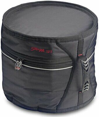 """Stagg 12"""" Professional Quality Accessory Soft Bag Tom Case STTB-12"""