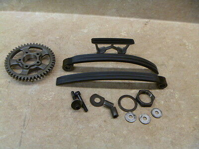 Yamaha 750 Special XS750 XS 750 Used Original Engine Cam Chain Guides 1978