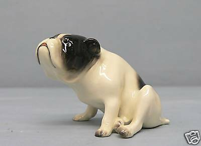 Hagen Renaker DW Pedigree Bulldog Dog