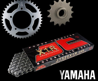 Yamaha YZF R1 09-12 Heavy Duty X-Ring Chain & Sprocket Set Kit