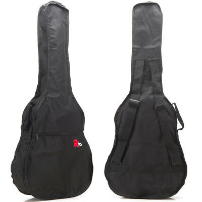 4/4 39'' Full Size Classical Acoustic Guitar Gig Bag Carry Case Gigbag New