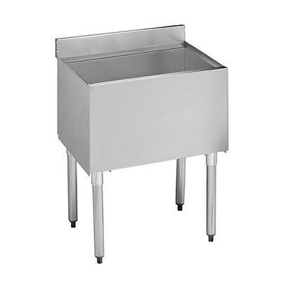 "Krowne - 18-24 - 1800 Series 24"" Insulated Ice Bin Jockey Box"