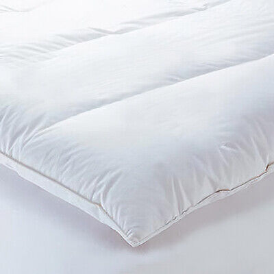 Linens Limited Goose Feather And Down Mattress Topper
