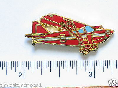 Stinson Voyager Millitary Aircraft Airplane Pin Badge