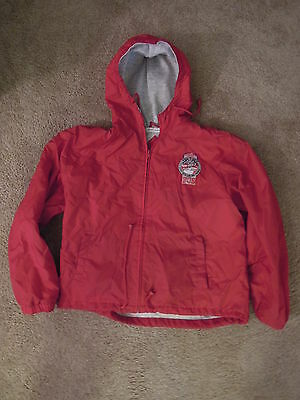 BSA Boy Scouts of America Golden Empire Jacket with Many Patches Size MED