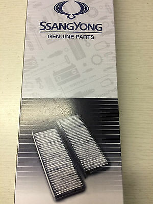 "Ssangyong Pollen Filters ""Genuine"" 6812008040"