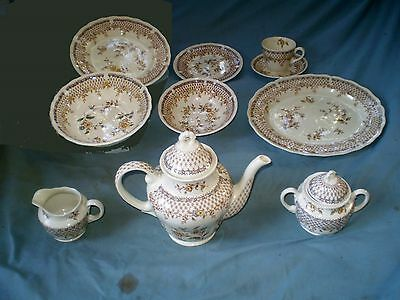 GRINDLEY, Royal Tudor Lattice, REPLACEMENTS~See Listed Item Below