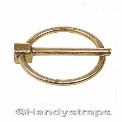 Trailer Lynch Pins Linch Pin Lorry Tractor 6mm 8mm 10mm 11mm pack of 2/5/50