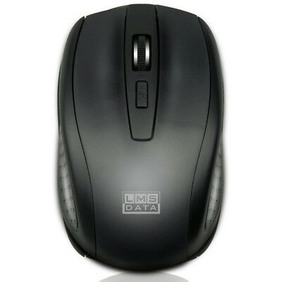 LMS Data 2.4Ghz 800-1200 dpi Optical Wireless Mouse