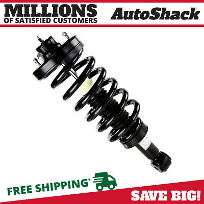 Prime Choice Auto Parts CST100008 Quick Install Complete Strut Assembly For Rear Left Or Right