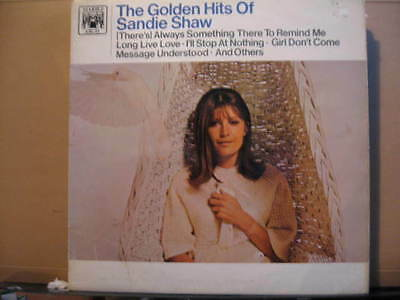 Sandie Shaw-Golden Hits of- + Free UK post
