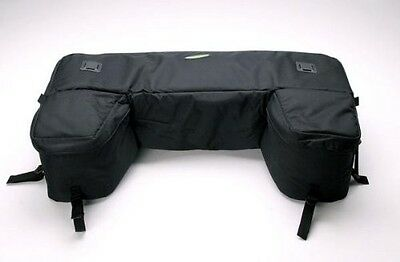 New Black Atv Rack Pack Storage Bag Cooler Front Or Rear Insulated Leak Proof
