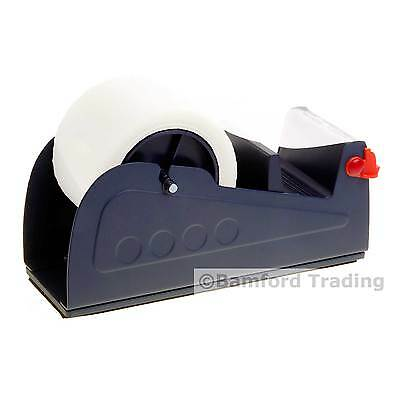 """Heavy Duty Industrial 75mm (3"""") Wide Packing Bench Parcel Tape Dispenser Table"""