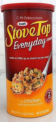 Stove Top Chicken Stuffing Mix Canister 12 oz