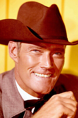 Chuck Connors 24X36 Color Poster Print