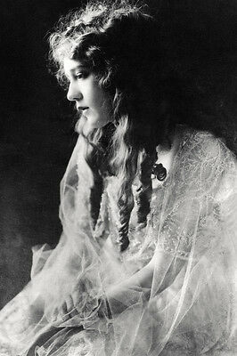Mary Pickford 24X36 Poster Print