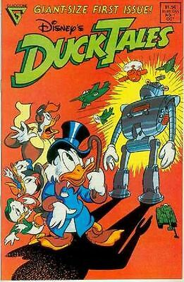 Duck Tales # 1 (Barks, 52 pages) (USA, 1988)