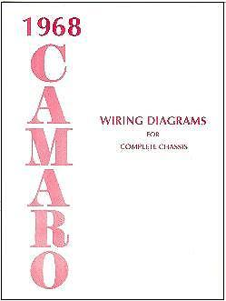 1968 68 Camaro Wiring Diagram lincoln 1968 continental wiring diagram manual 68 $11 99 picclick